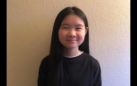 Candidate Kimberly Jiang