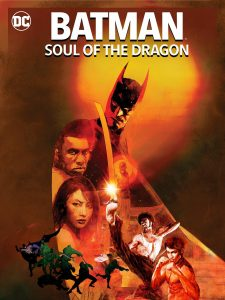 Soul of the Dragon brings together several familiar characters in a unique 1970s setting.