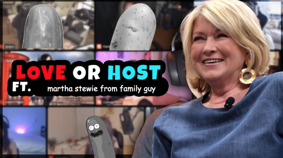 The infamous Martha Stewart meme that caused Pickle and Potato an immense amount of confusion.