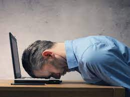 The average Voice writer after having written 20 articles in one day.