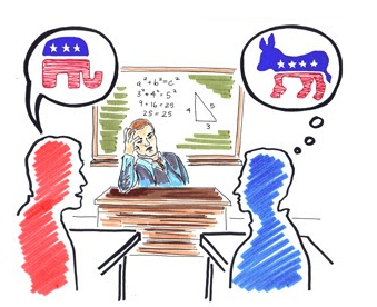 The Necessity of Political Discussions in the Classroom