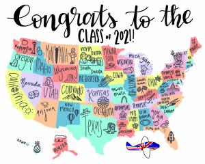 Congratulations to the Irvington High School Class of 2021!