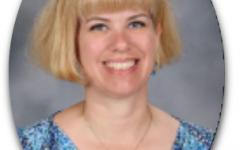 As a teacher, Ms. Chaney-Aiello enjoyed learning alongside students.
