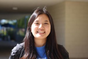 Homecoming Court Candidate: Katelyn Au