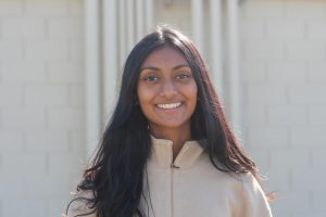 Homecoming Court Candidate: Sanjana Moturi