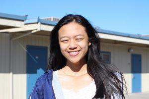 Homecoming Court Candidate: Elaine Zhong
