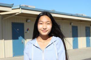 Homecoming Court Candidate: Iris Liu