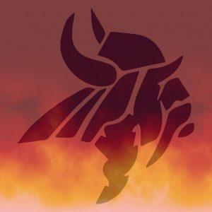 Flames may soon engulf Vikings, as depicted here.