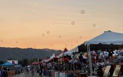 The 626 Night Market has numerous set up, with merchandise ranging from homemade jewelry to jumbo sized stuffed animals.