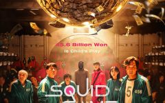 Squid Game follows multiple different characters journeys as they compete for 45.6 Billion Won in a series of 6 childhood games.